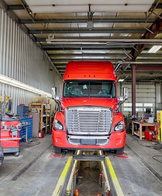 truck & trailer repair oswego